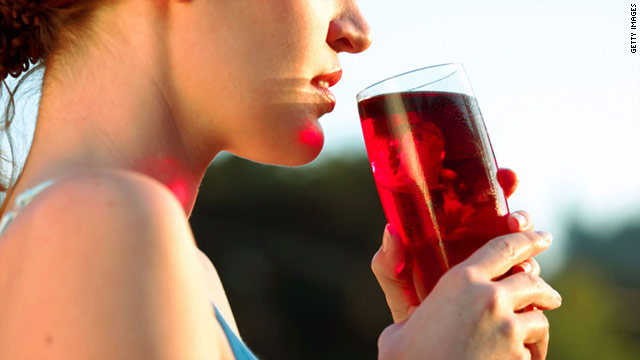 عصير الكرانبيري يؤمن الوقاية من التهاب المسالك البولية