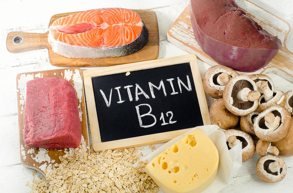 مصادر الفيتامين بي 12
