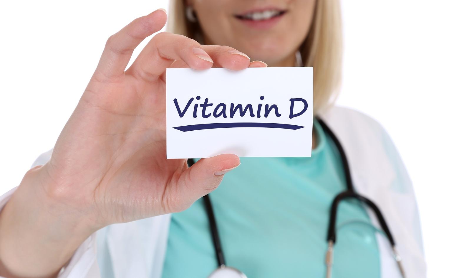 لا تهملي تناول الفيتامين دي