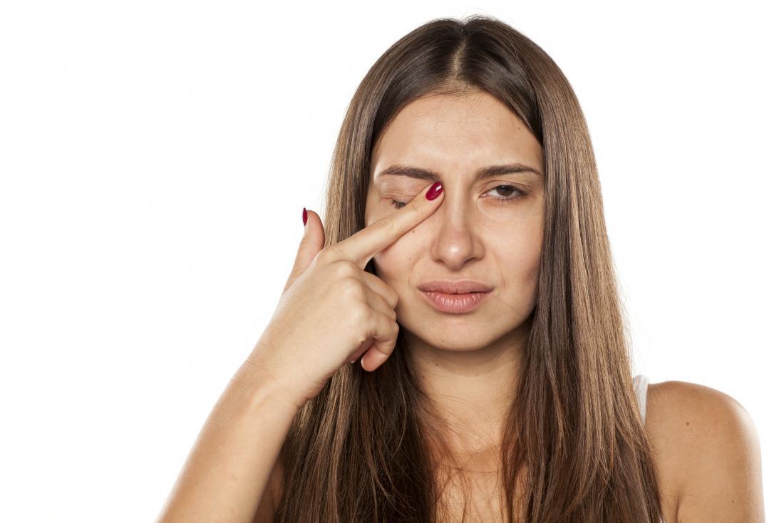 أسباب جفاف العين وطرق علاجه
