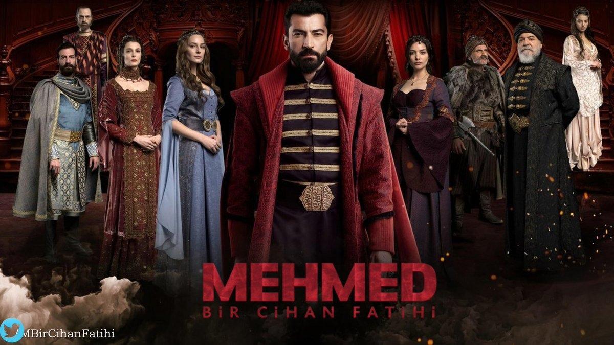 """نجوم مسلسل """"محمد الفاتح"""""""