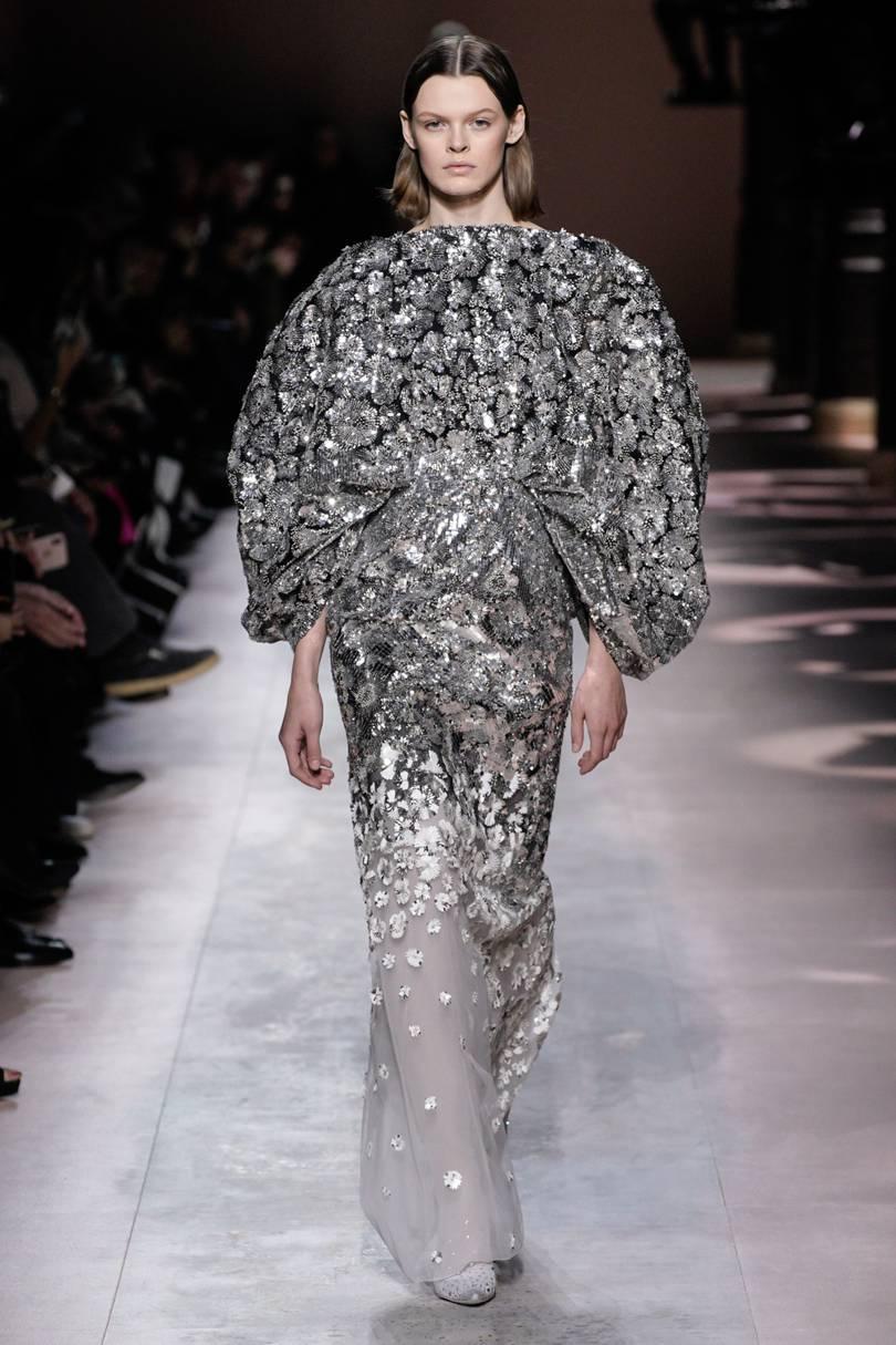 الفساتين البراقة من جيفنشي Givenchy