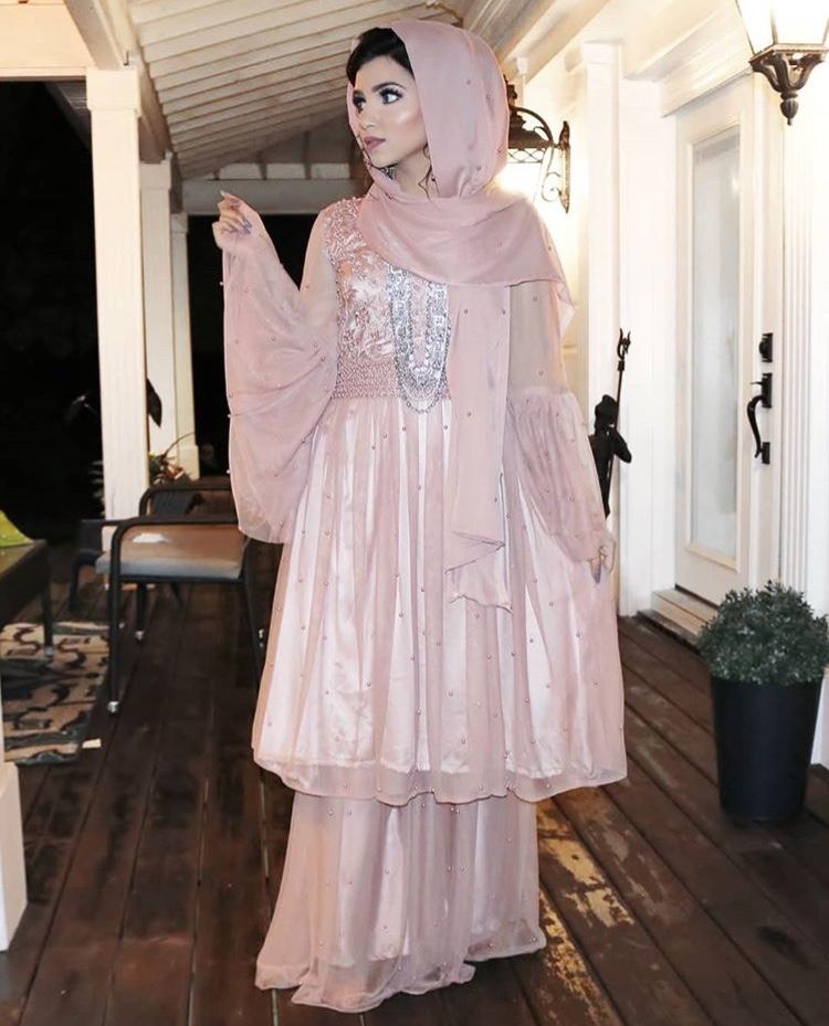 لفات حجاب للمناسبات من الفاشينيستا سايما خان