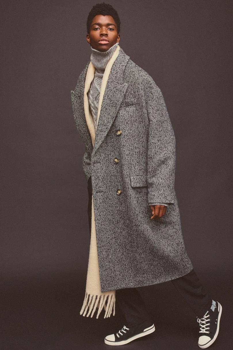 المعطف مع اللمسة العملية من Isabel Marant