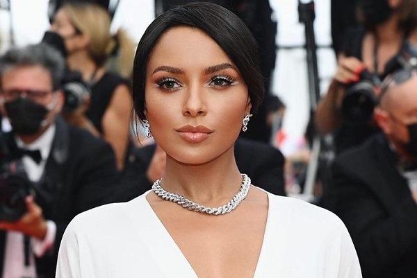 Kat Graham بمجوهرات Pomellato في حفل كان السينمائي2021