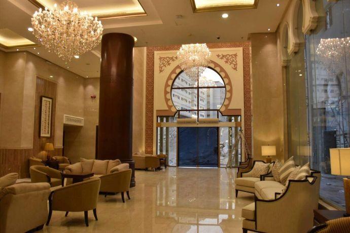فندق ابراج الكسوة مكة مصدر الصوره موقع الفندق الرسمي
