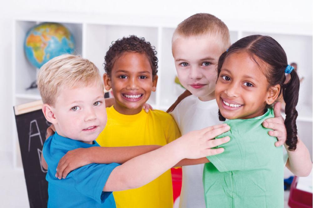 الطفل الاجتماعي من علامات الذكاء