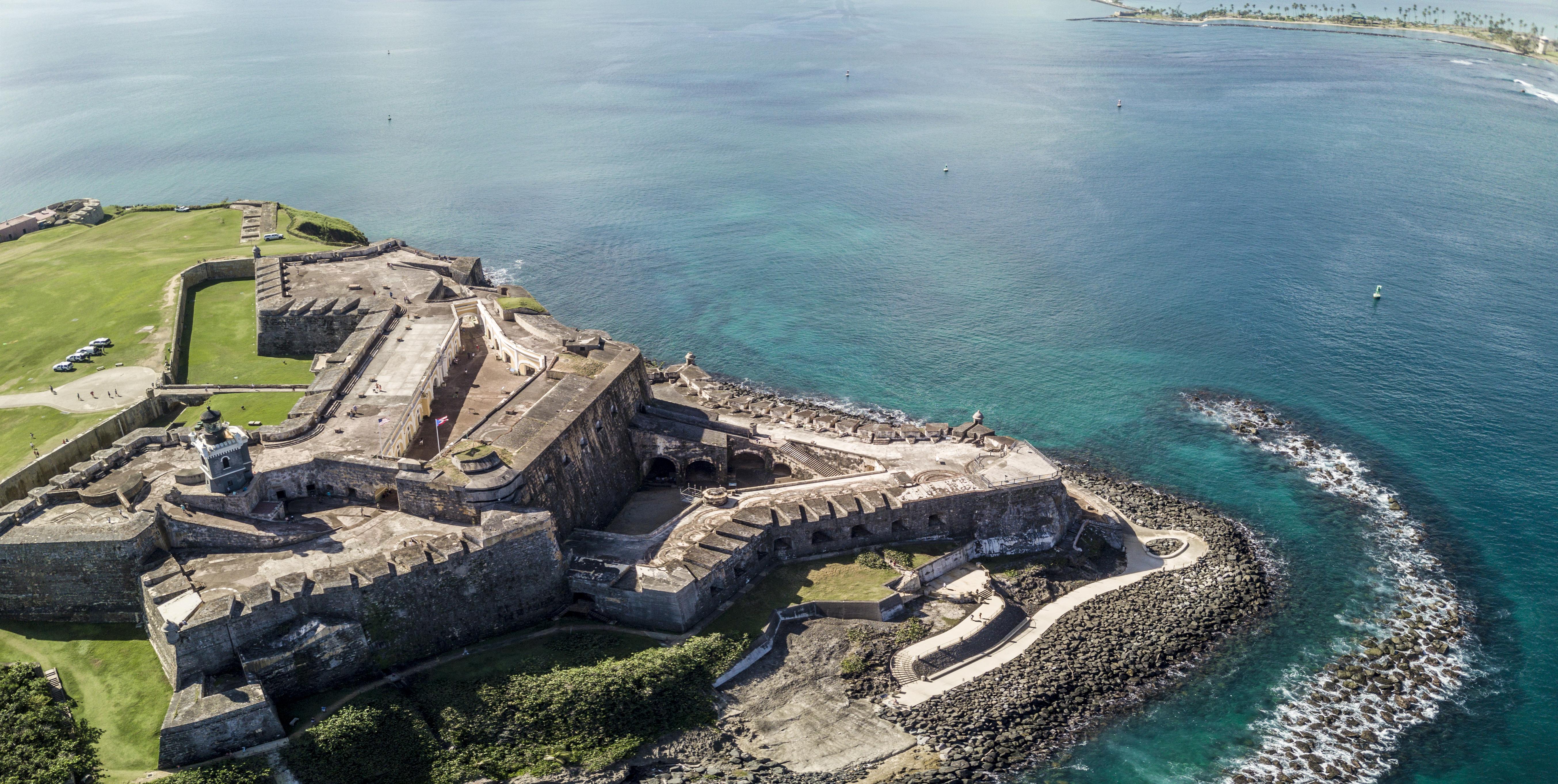 قلعة مورو