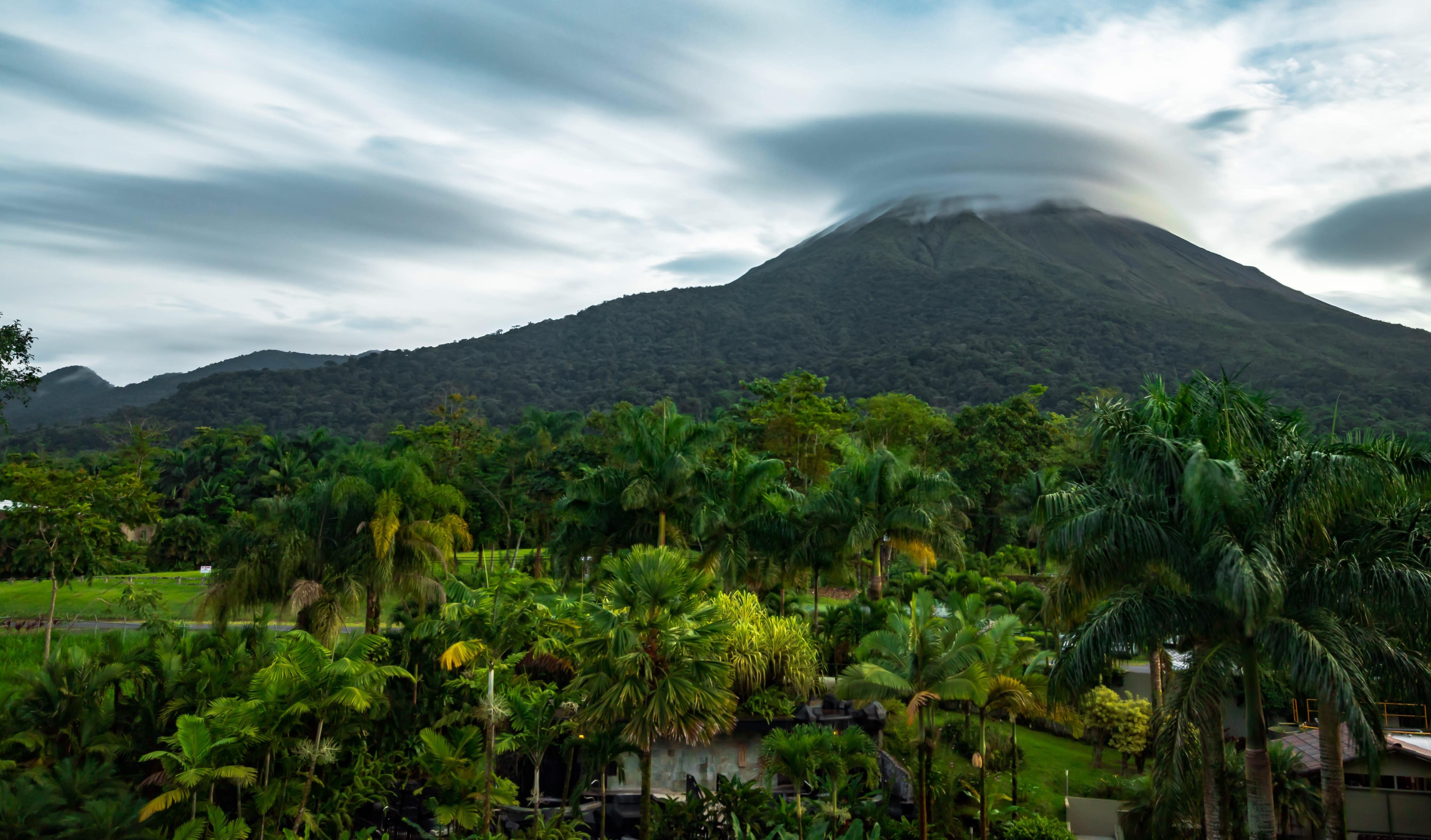       متنزه بركان أرينال الوطني