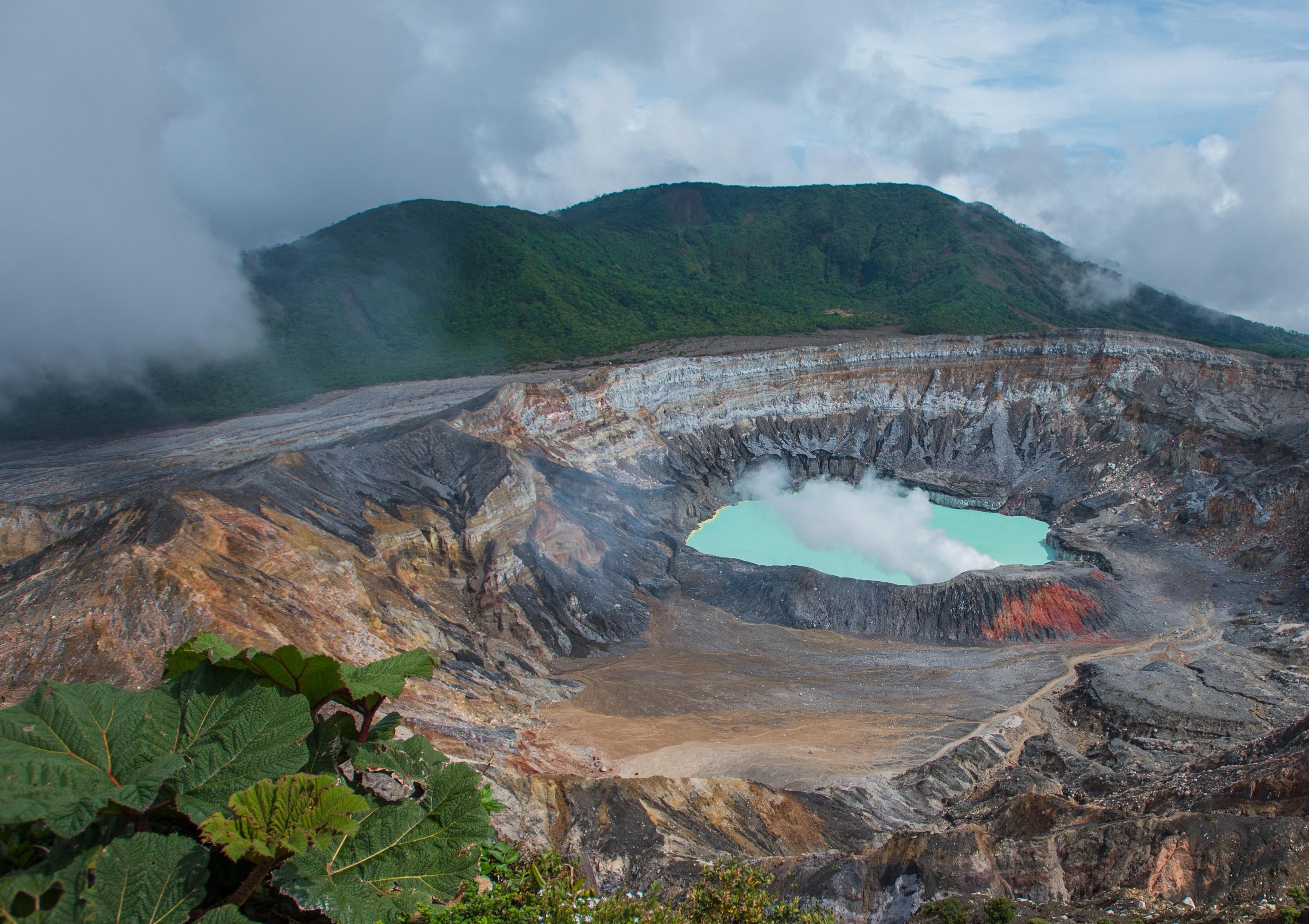 حديقة بركان بواس الوطنية
