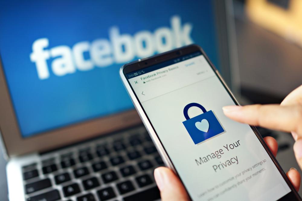 حماية البيانات على وسائل التواصل