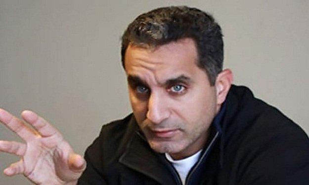 خوفاً على حرياتهم... إعلاميو cbc يتضامنون مع باسم يوسف