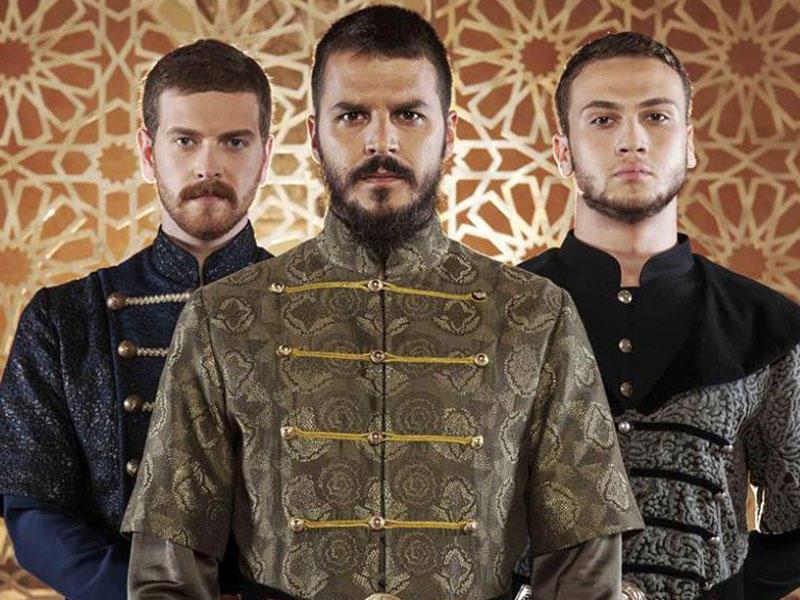 ممثلات حريم السلطان