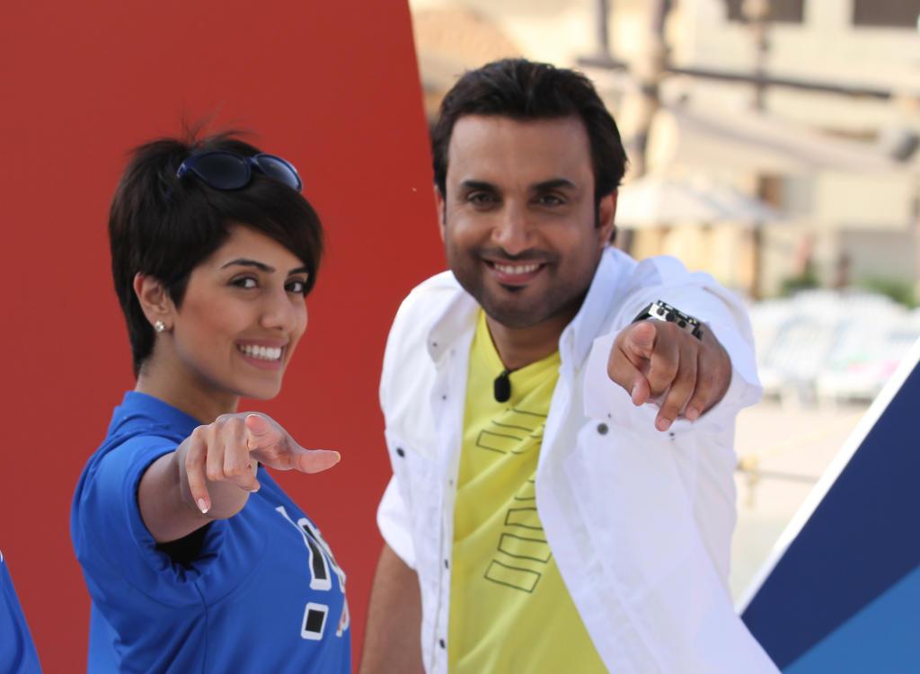 ناصر الجهوري: عودتي جاءت بصحبة نجوم الغناء والتمثيل