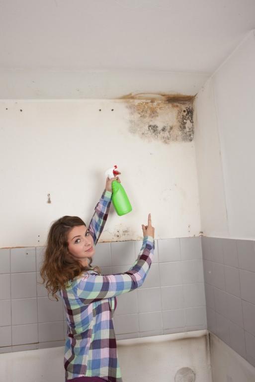 طرق مجرّبة لإزالة عفن الجدران مجلة سيدتي