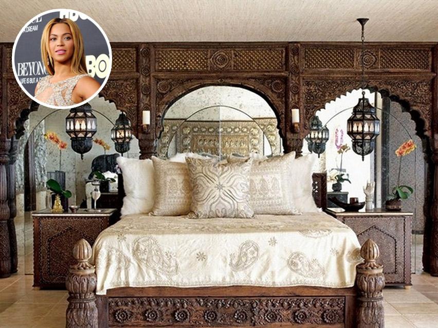 غرف نوم المشاهير تكشف أسرارهم! | مجلة سيدتي