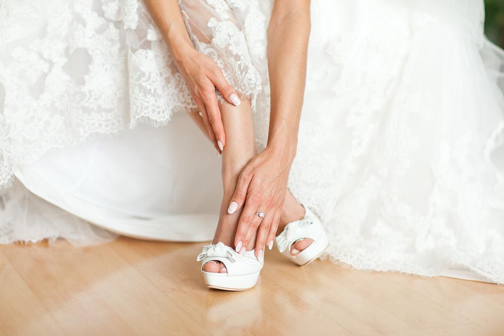 628504aa1 أحذية آخر موضة لعروس 2014 | مجلة سيدتي