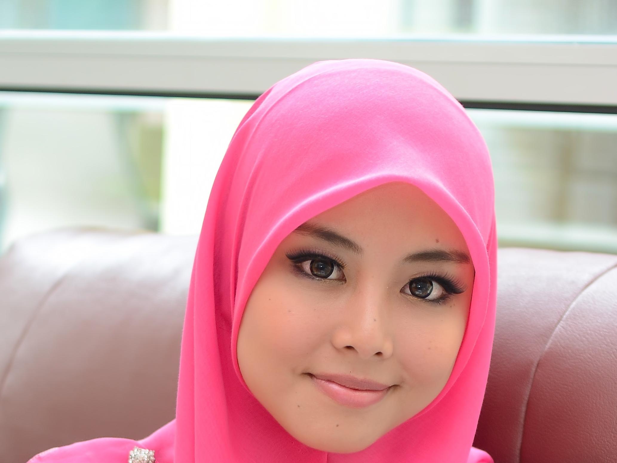 acf1dce2e دليلك الكامل لربطة حجاب تناسبك   مجلة سيدتي