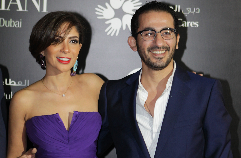 ماذا قال أحمد حلمي ومنى زكي عن بعضهما بعضاً؟