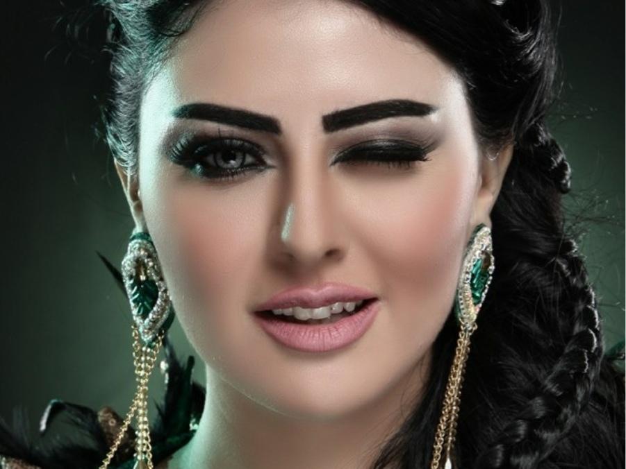 48bff9ee3 مكياج خليجي على طريقة مريم حسين | مجلة سيدتي