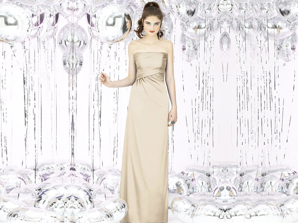 fafae0850 10 فساتين لأخت العروس | مجلة سيدتي