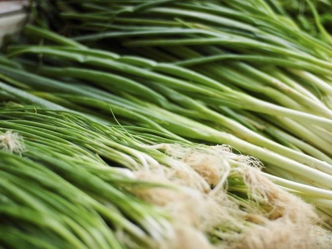 الأرز الأخضر مع اللحم لغداء الإثنين