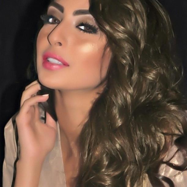 مكياجك على طريقة الفن انة الكويتي ة نور الغندور مجلة سيدتي