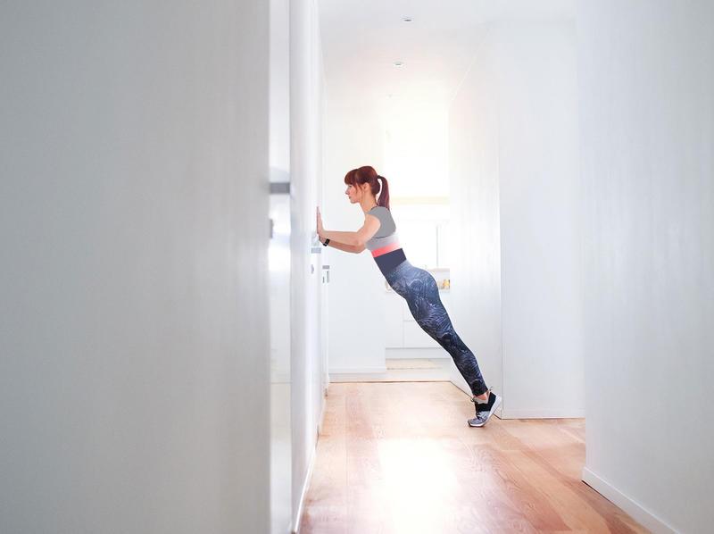 تمارين لتقوية عضلات الرقبة