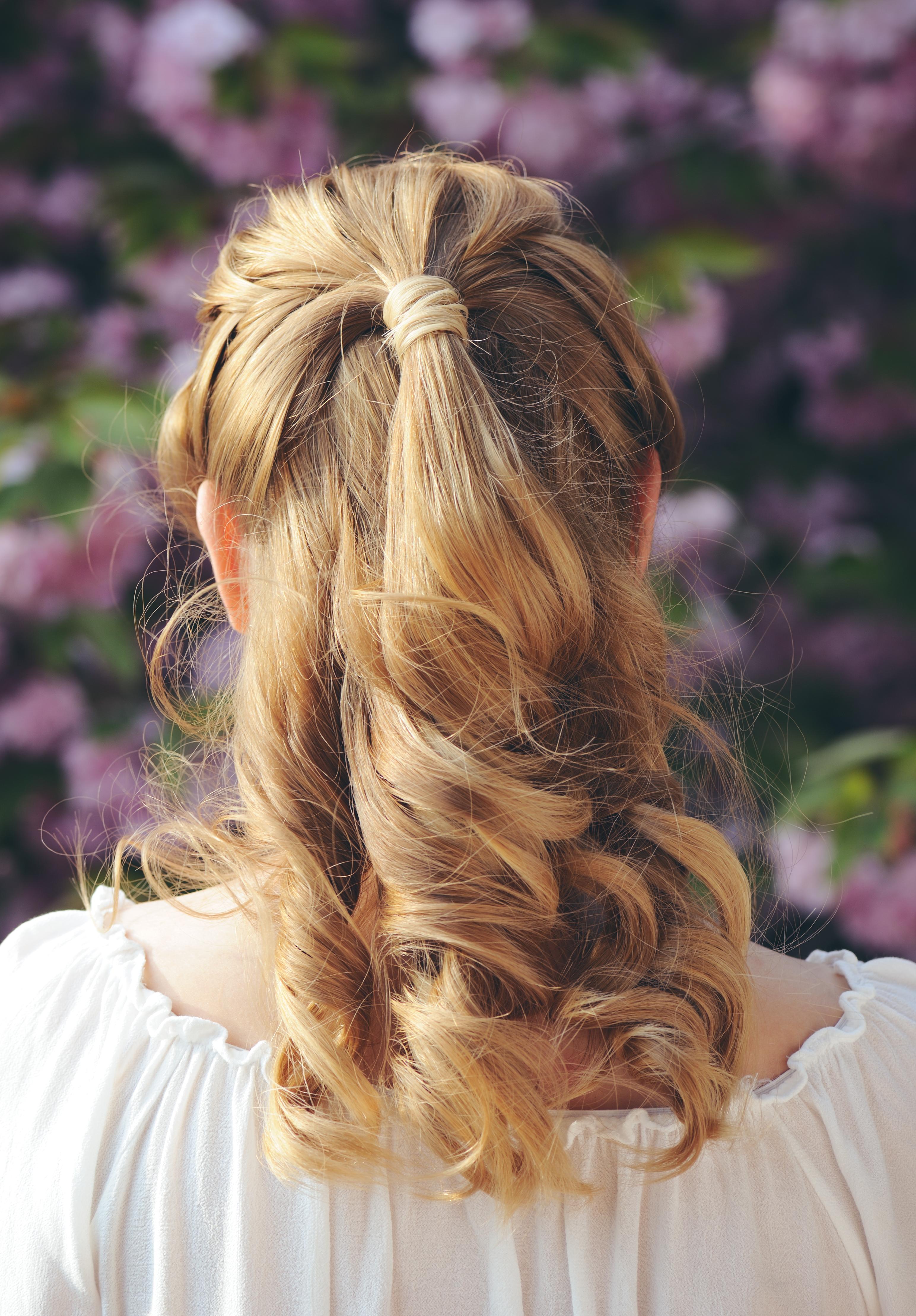 تسريحات شعر ناعمة