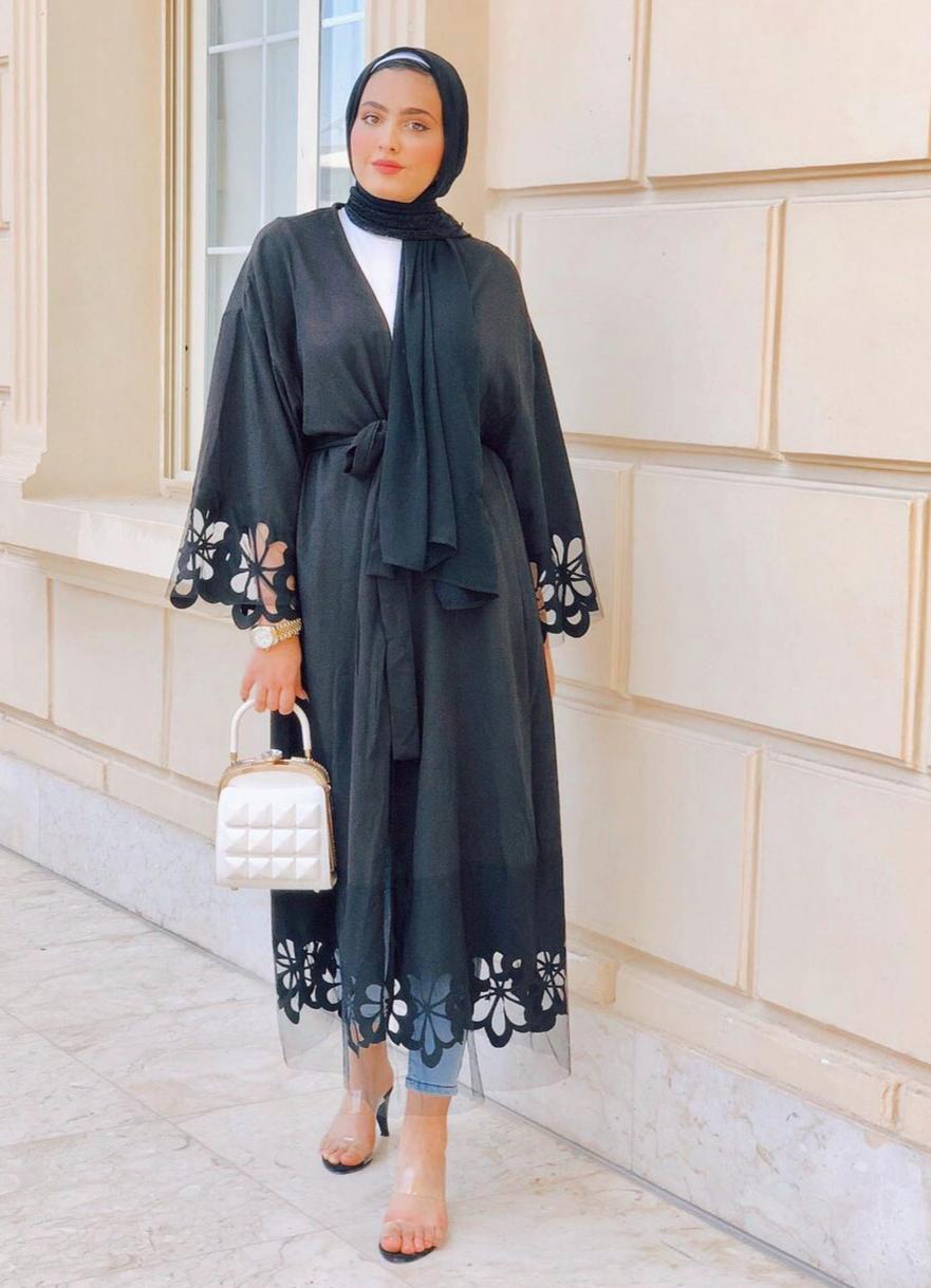 5 مريم حسن بعباية ميدي -الصورة من حسابها على الانستغرام
