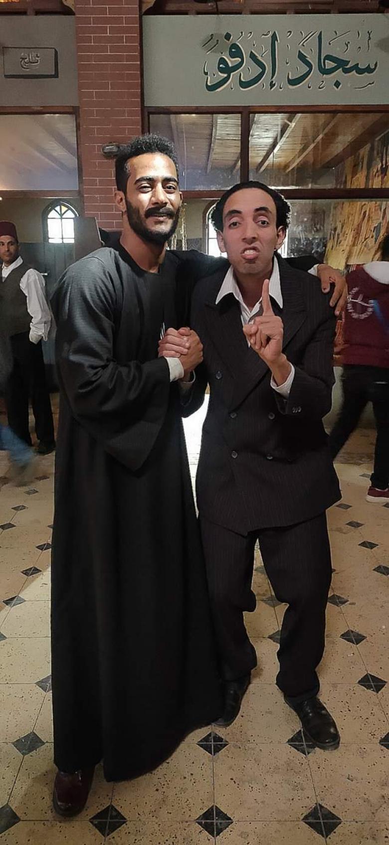 الفنان عبد الرحمن أبوليلة ومحمد رمضان واتهامات بالإساءة للراحل اسماعيل ياسين
