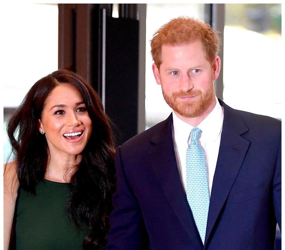 عاد الأمير هاري بعد عام إلى المملكة المتحدة من دون زوجته-الصورة من أنستغرام