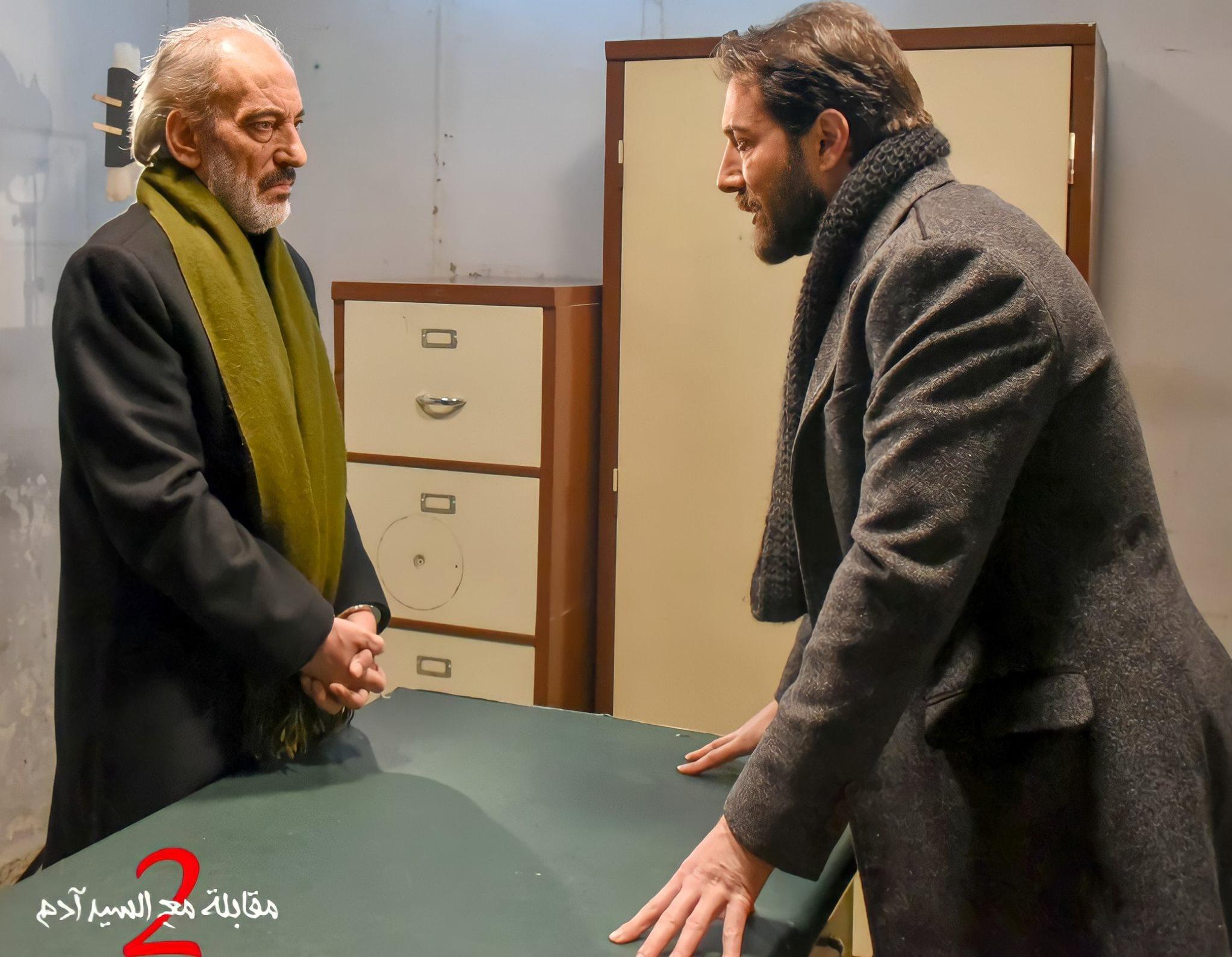 غسان مسعود ومحمد الاحمد