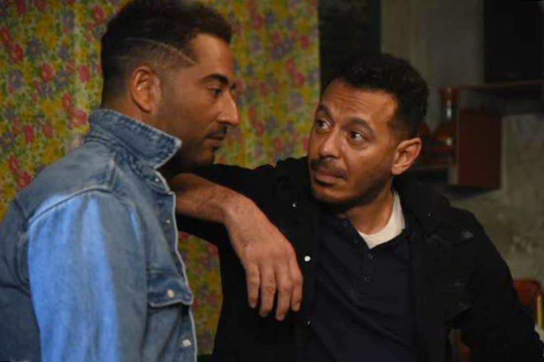 Mustafa Shaban and Amr Saad