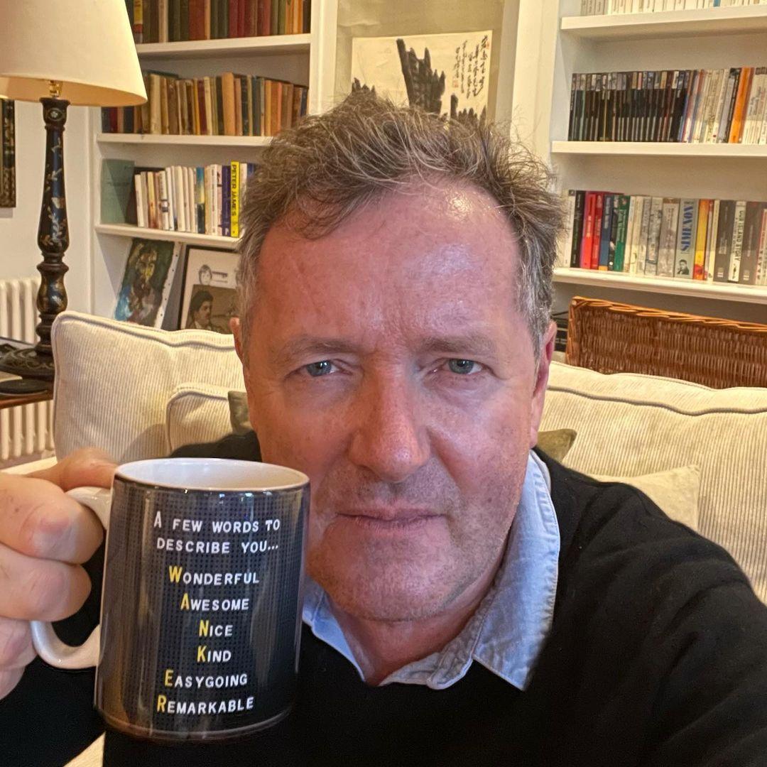 رغم خسارته عمله مازال بيرس مورغان مصراً على رأيه بتصريحات ميغان ولم يتراجع عنها-الصورة من أنستغرام