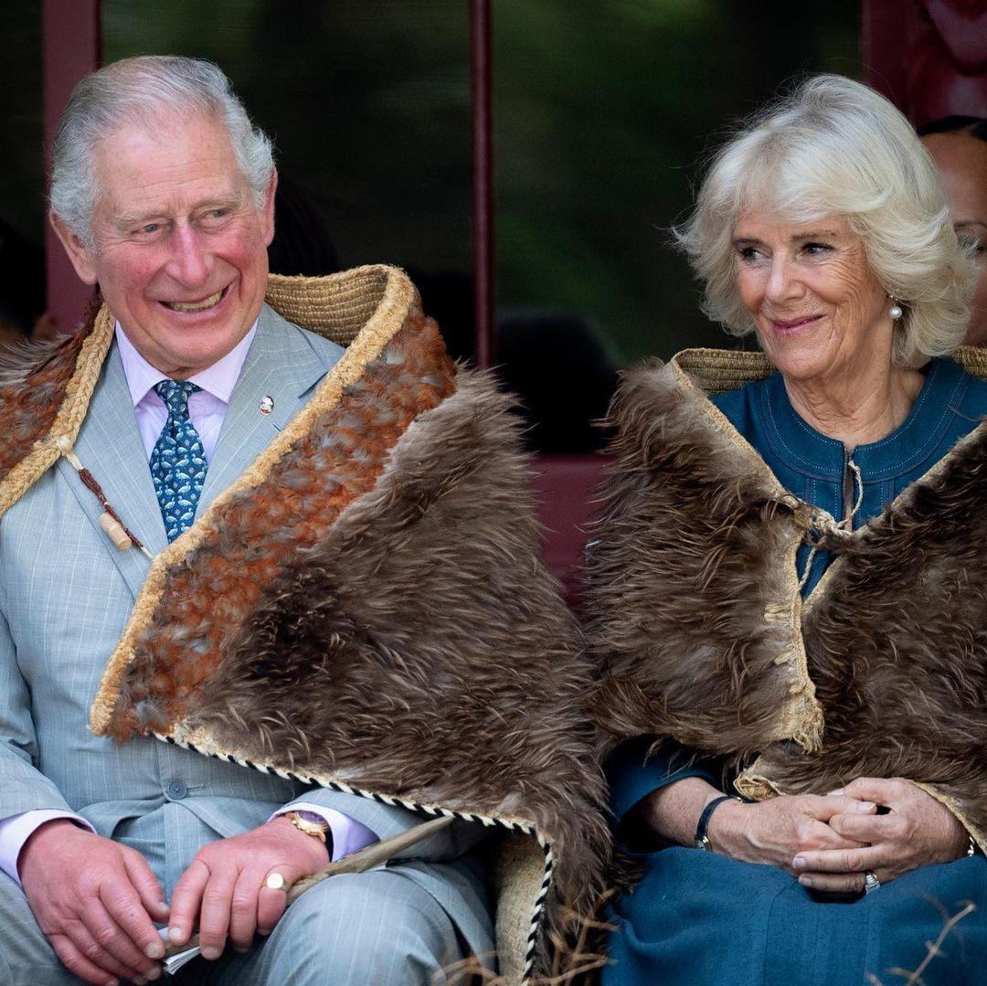 ارتفعت شعبية الأمير تشارلز الذي سيزيد إعتماد والدته عليه مستقبلا-الصورة من أنستغرام