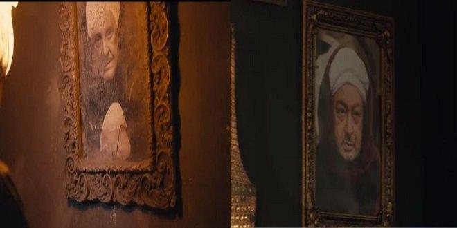 تكريم محمود مرسي ونور الشريف في مسلسل نسل الأغراب 3