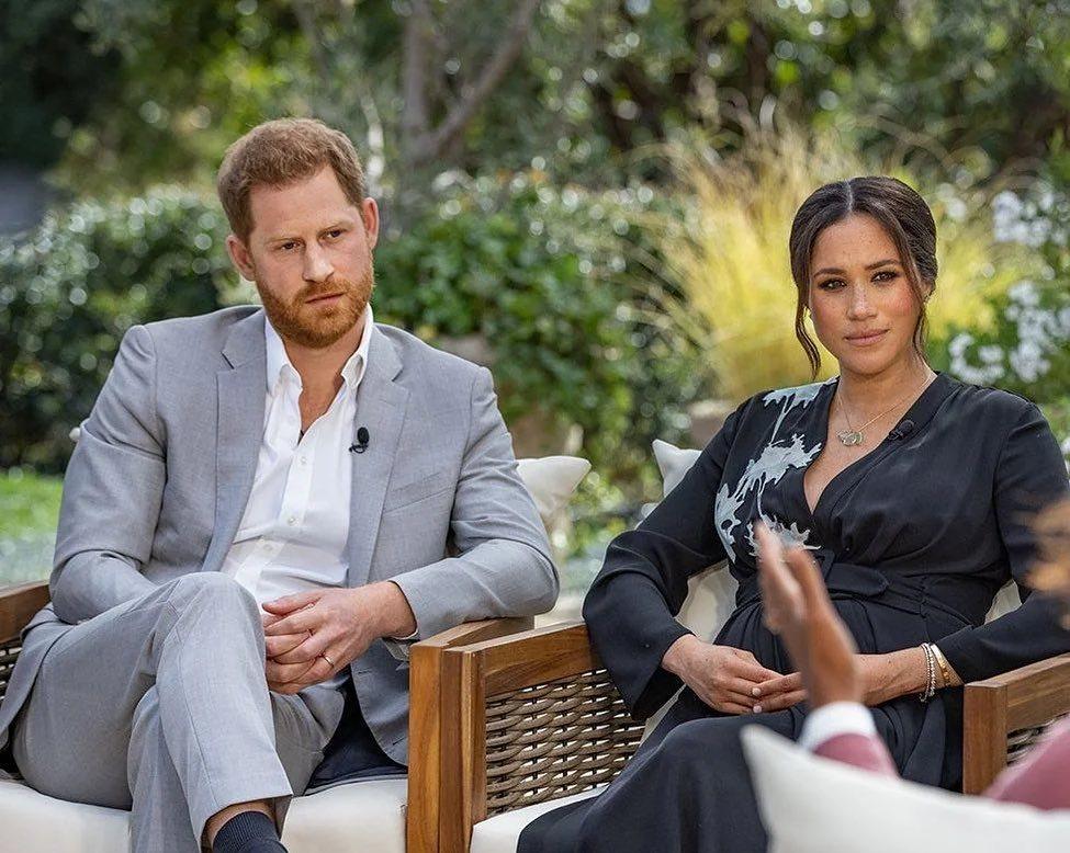 تراجع الأمير هاري وميغان ببيان صدر قبل أسبوع عن زعمهما الزواج سراً-الصورة من أنستغرام
