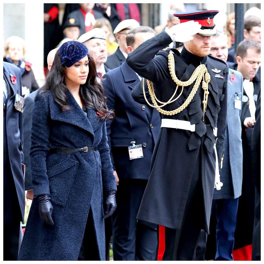 يرجح عدم ارتداء الأمير هاري بدلته العسكرية بعد أن جرد من رتبه العسكرية-الصورة من أنستغرام