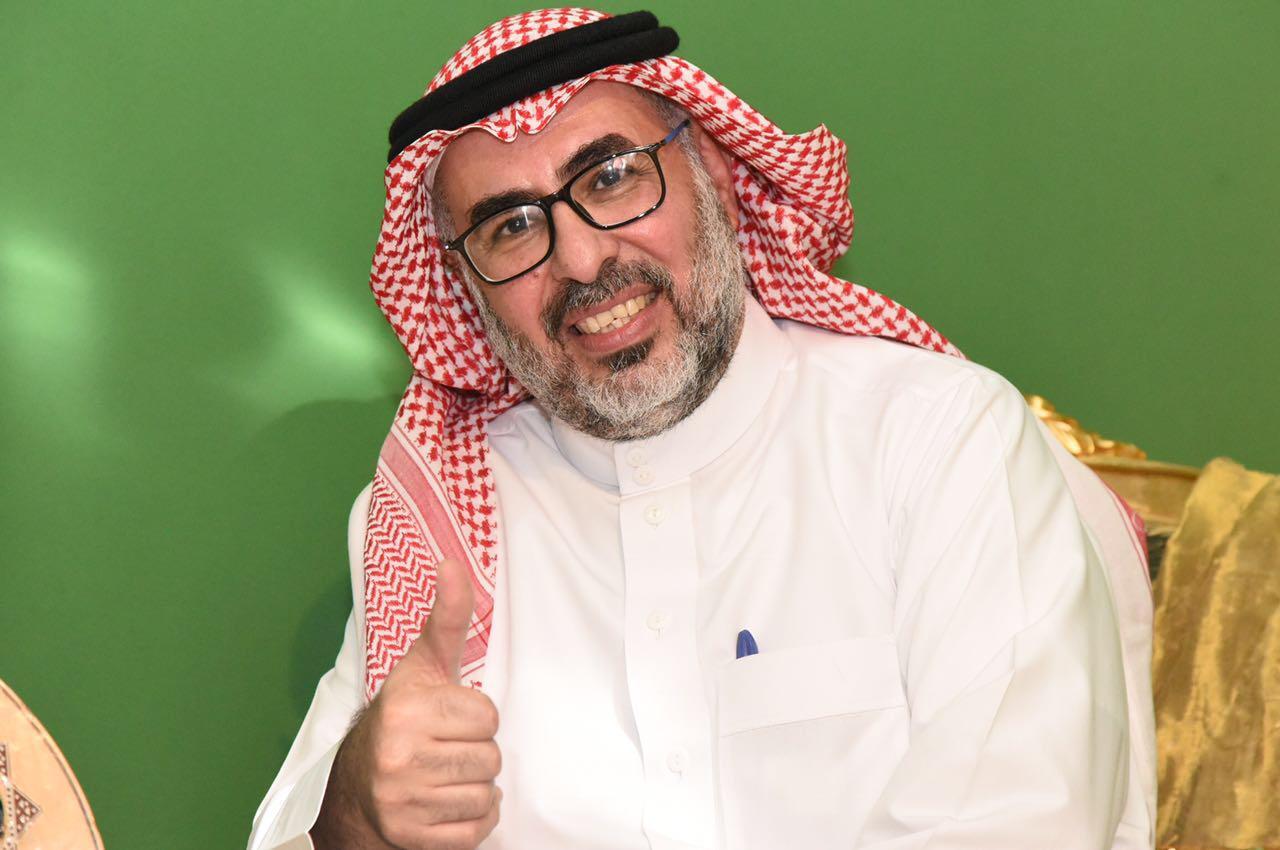 الدكتور والمخرج عمر الجاسر