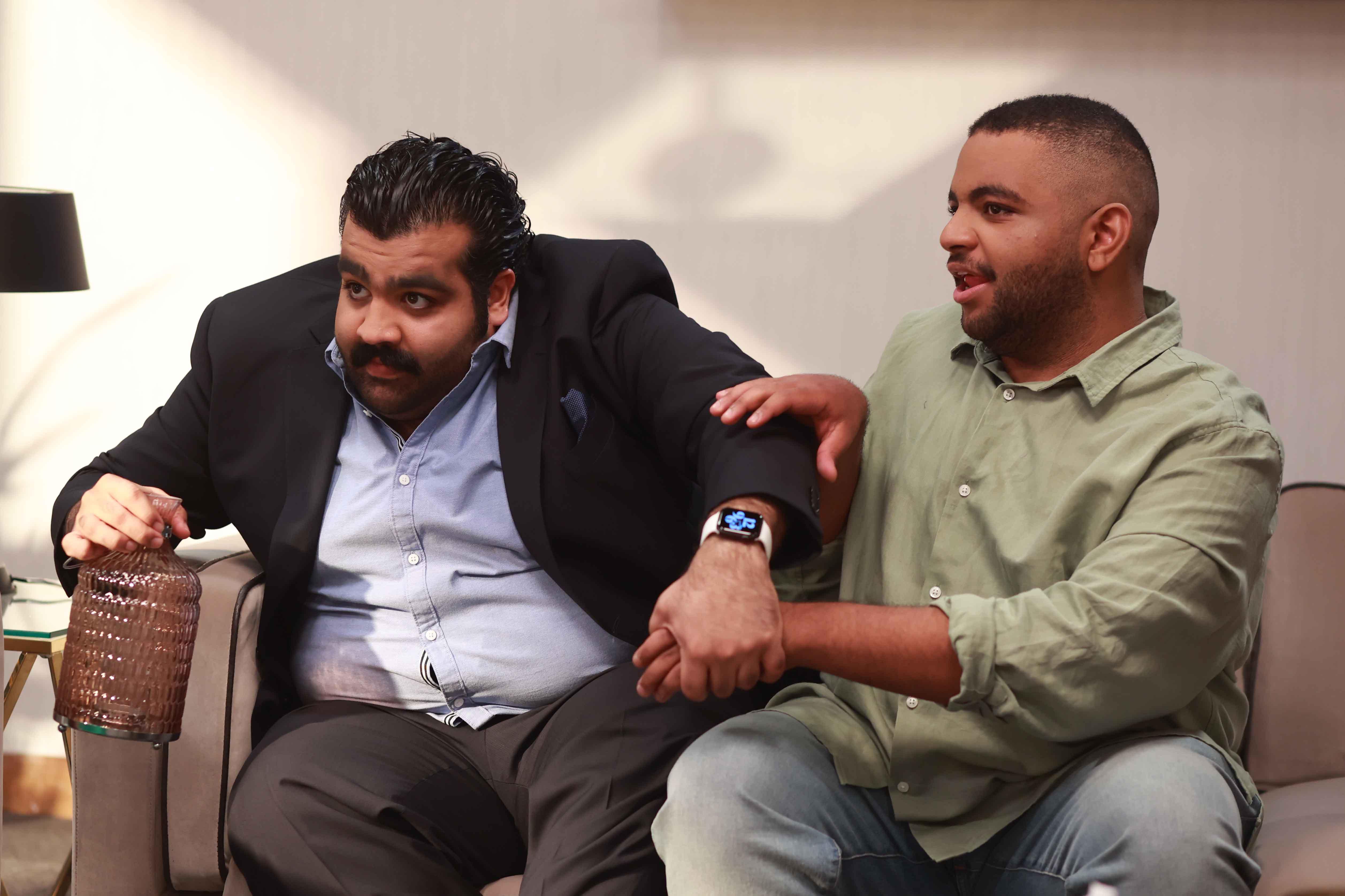 عبدالعزيز النصار وخالد المظفر