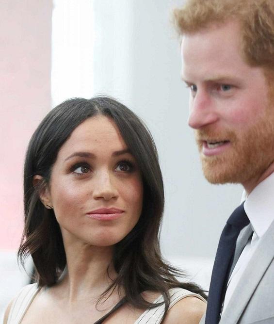 عاد الأمير هاري إلى منزله وزوجته ميغان قبل يوم من عيد ميلاد جدته الملكة-الصورة من أنستغرام