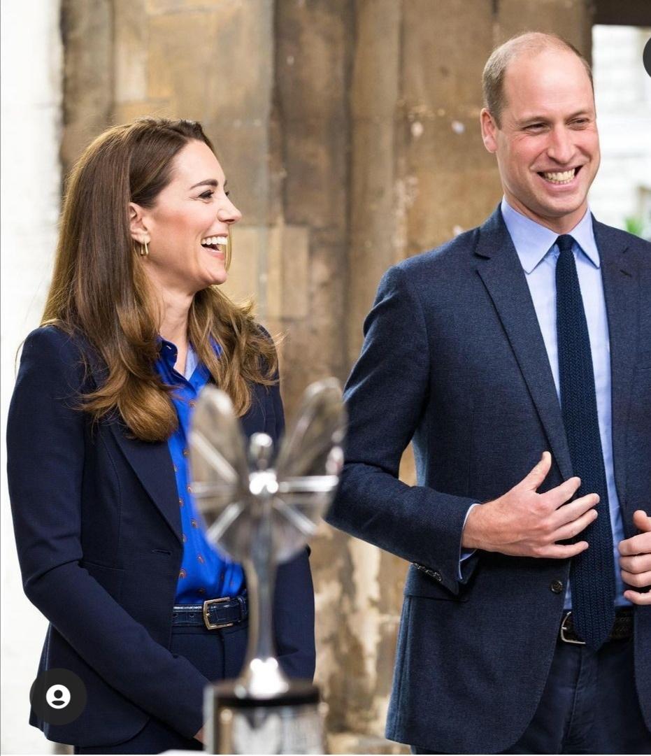 الأمير ويليام و كيت ميدلتون– الصورة من إنستغرام