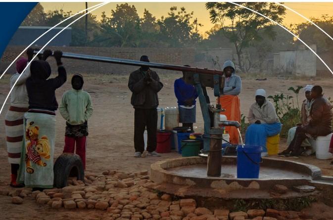 الصورة من مؤسسة سقيا الماء