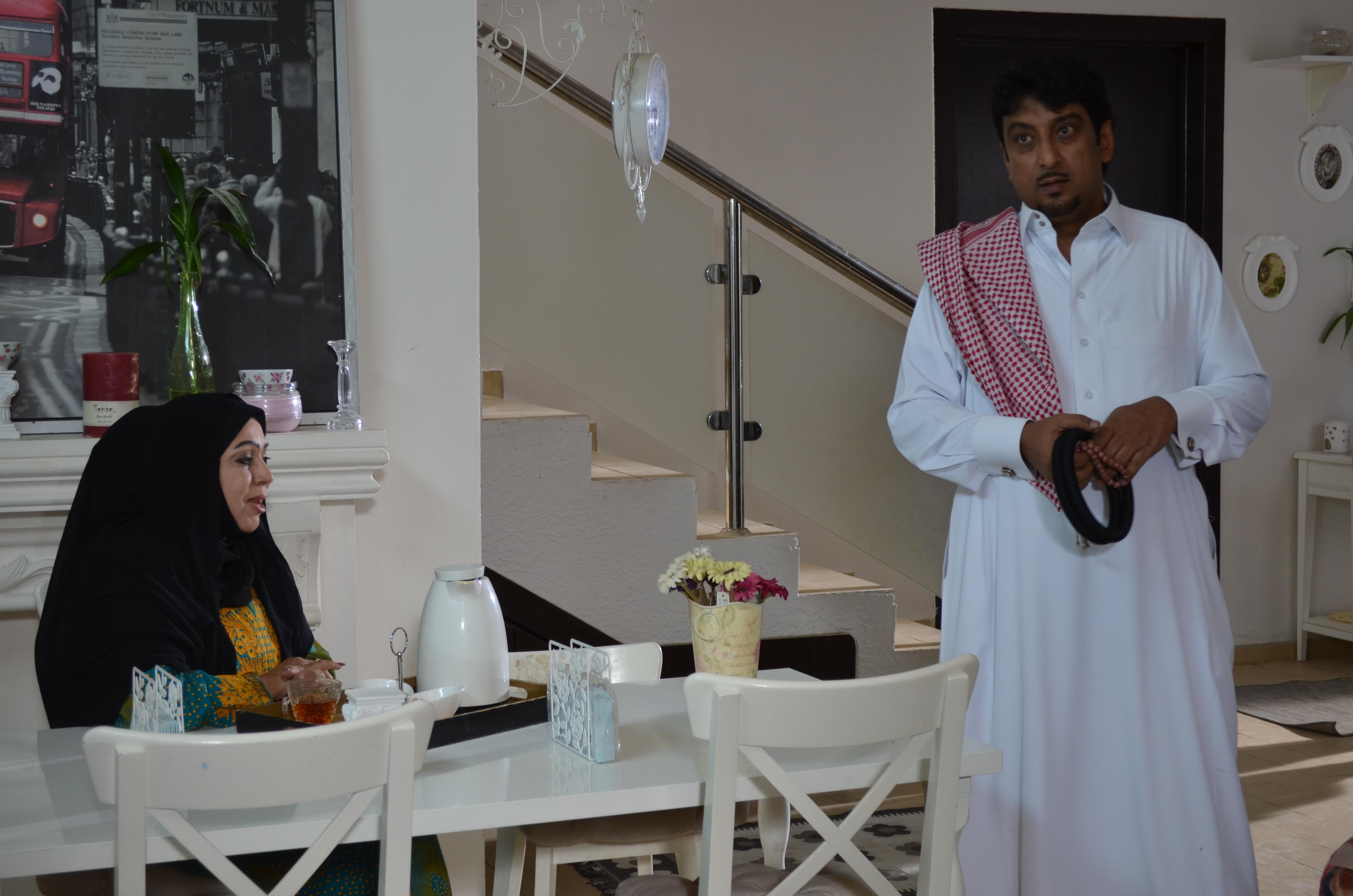 محمد العيسى شارك في بطولة اختراق 2