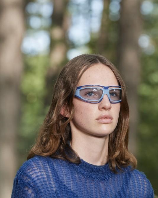 نظارة شمسية من بيربري