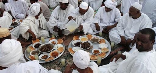 رمضان في السودان