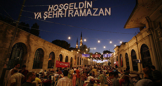 رمضان في تركيا