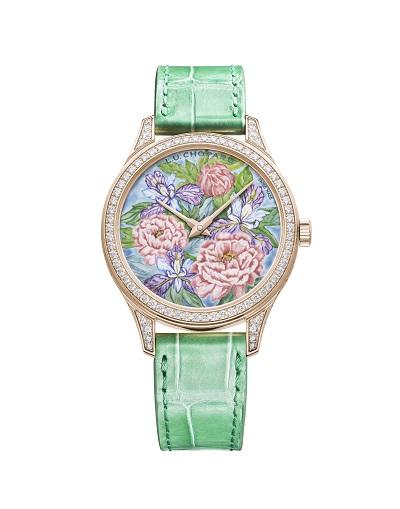 ساعة L.U.C XP Esprit de Fleurier Peony