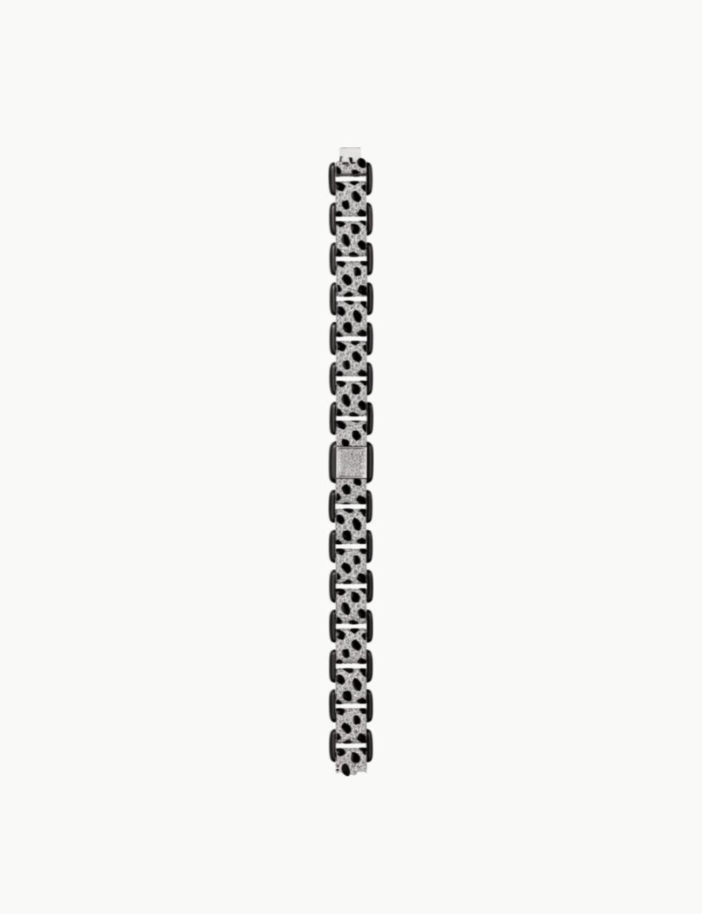 ساعة بحجر اليشم من كارتييه Cartier